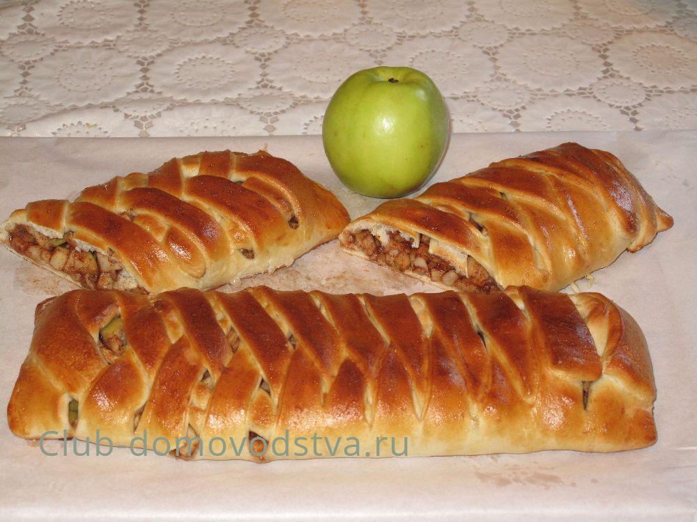 Самый простой яблочный пирог – ТОП 7 рецептов   видео