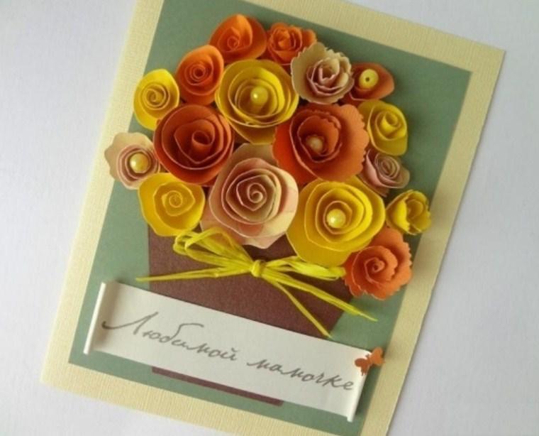 Днем учителя, 30 открыток маме