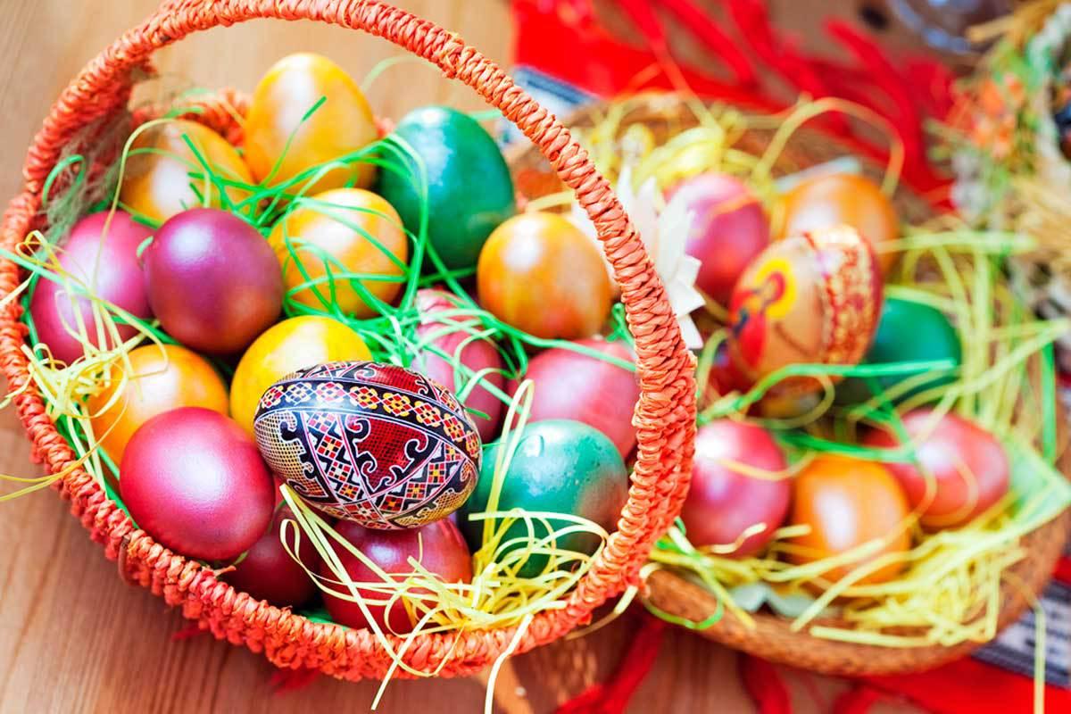 Pasha-9 Как покрасить яйца к Пасхе 2019 своими руками