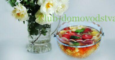 Фруктовый салат с йогуртом – простой пошаговый рецепт