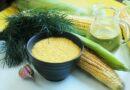 Кукурузная каша на воде — рецепты каши из кукурузной крупы