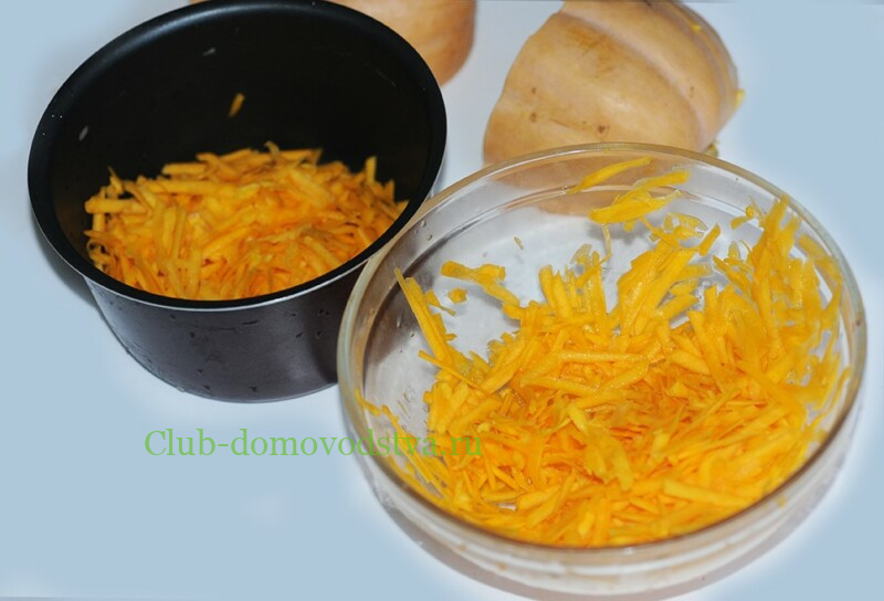 Как правильно готовить тыквенную кашу