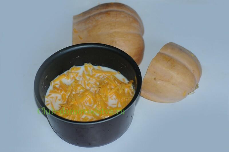 Каша из тыквы быстро и вкусно — пошаговые рецепты каши с тыквой