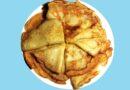 Заварные блины на кефире и кипятке с дырочками – пошаговые рецепты тонких блинчиков