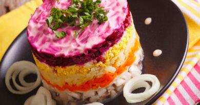 Сельдь под шубой – самые вкусные пошаговые рецепты селедки под шубой на Новый 2021 год
