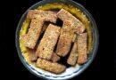 Гренки из черного хлеба в духовке с чесноком – чесночные гренки в духовке с пошаговыми фото